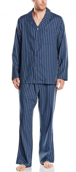 Seidensticker Herren Pyjama Popeline 148473-803