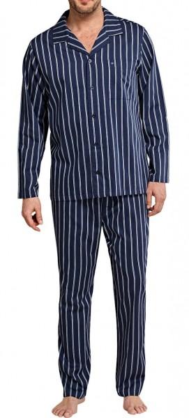 Seidensticker Herren Pyjama lang 154267-803