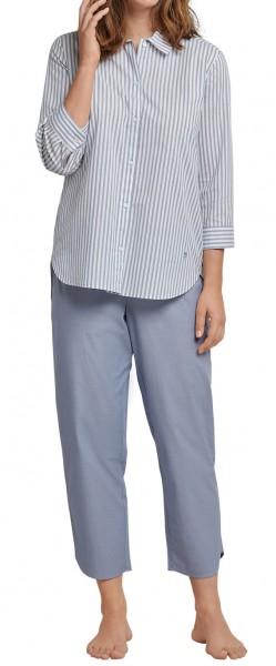 Seidensticker Damen Pyjama 7/8 166260-805
