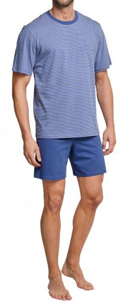 Seidensticker Men's pajamas suit short 165316-800