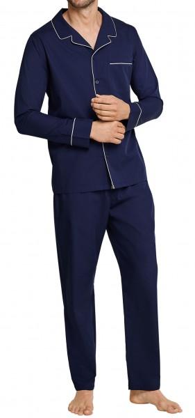 Seidensticker Herren Pyjama lang 163702-804