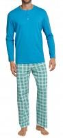 3e0dea78f1 Seidensticker Men s Two Piece Pajamas Seidensticker Suit Lang 156994-800