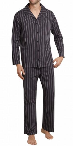 Seidensticker Männer Pyjama Twill 159345-205