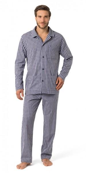 Seidensticker Herren Pyjama Popeline 143612-800