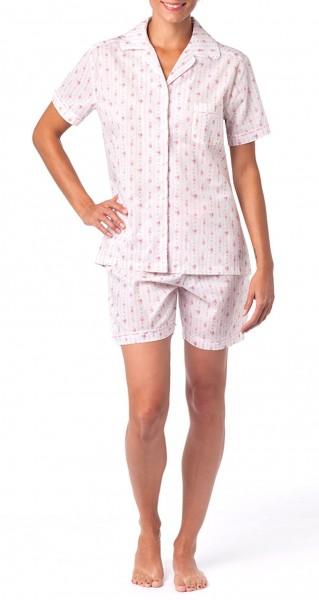 88e2e5f6f8ce63 Seidensticker Damen Pyjama kurz