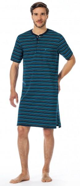 new concept eaf23 d7f1b Seidensticker Männer Nachthemd 1/2 Arm Single Jersey