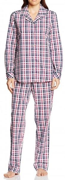 Seidensticker Damen Zweiteiliger Schlafanzug Seidensticker Pyjama Lang