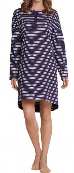 Seidensticker Damen Nachthemd 1/1 Sleepshirt 100 cm 168006-530