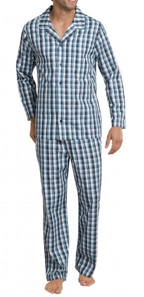 Seidensticker Herren Pyjama lang 161630-808