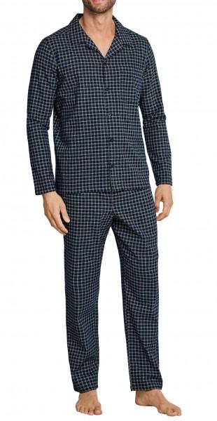 Seidensticker Männer Pyjama Flanell 163615-800