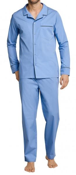 Seidensticker Herren Pyjama lang 163702-800