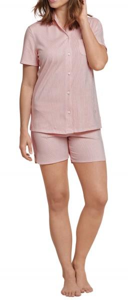 Seidensticker Damen Pyjama kurz 166269-513