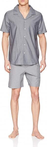 Seidensticker Herren Pyjama kurz 165691-815