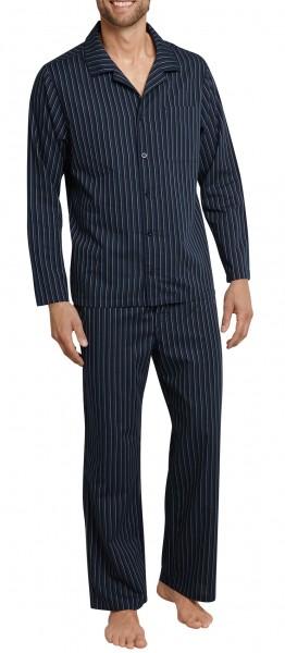 Seidensticker Männer Pyjama Twill