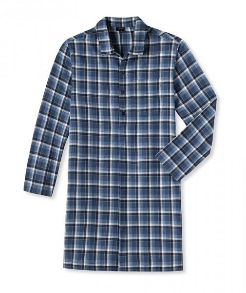 Seidensticker Herren Nachthemd lang Finette 139249-800