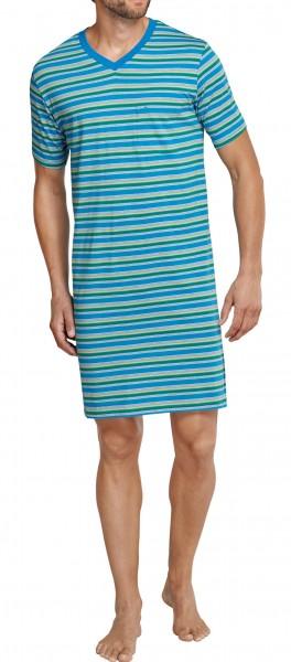 890b4ca045017a Seidensticker Männer Nachthemd 1/2 Arm Single Jersey